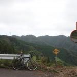 初心者が入山峠へロードバイクで行った結果、全然キツかった