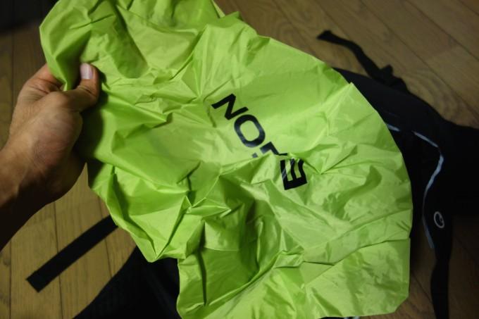 ERGONの自転車用バックパック