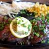 宮ヶ瀬湖のステーキレストラン「STUMP」へステーキ食べにグループライド!