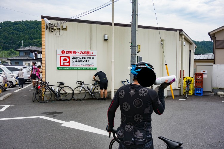 武蔵五日市駅前のセブンイレブン