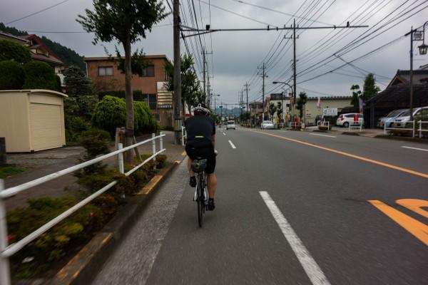 武蔵五日市駅へ