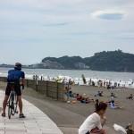境川サイクリングロードで江の島へ!ジェラートも食す欲張りライド!