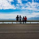 秋の猪苗代湖でサイクリング+御霊櫃峠でヒルクライム