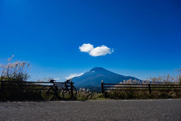 富士山 絶景