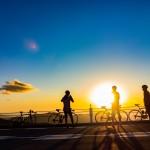 ロードバイクで西伊豆へ!西伊豆スカイラインの絶景は夕暮れにあり!
