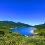 天空の湖「野反湖」、標高1513mへヒルクライム~快晴編~